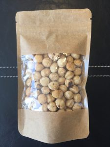 Hazelnut Kernels organic retail pack 100g