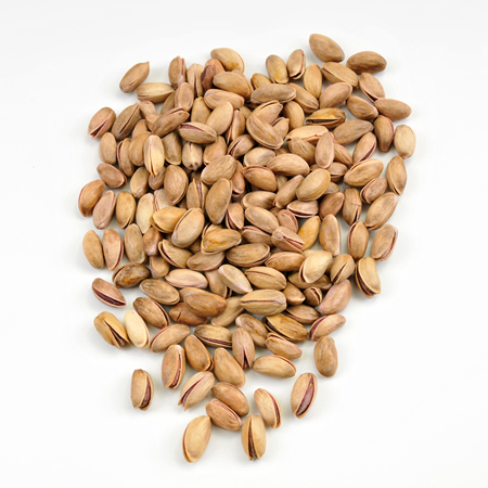 Pistachio kernels inshell antep type