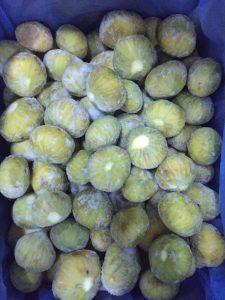 IQF green fig