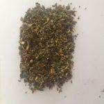 organic Cistus rock-rose leaf