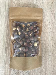 roasted Inshell hazelnuts salted