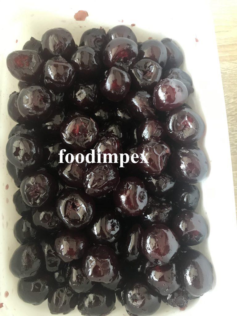 glace black cherry